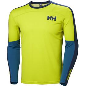 Helly Hansen Lifa Active - Ropa interior Hombre - amarillo/azul